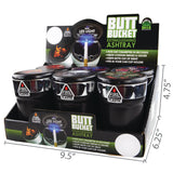 Item #25814. Printed Butt Bucket.  $216/case.  72 pcs, 12 inners of 6 pcs. Free Shipping!