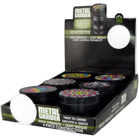 Item#26439. Metal Grinder $360/case.  72 pcs, 12 inners of 6 pcs. Free Shipping!