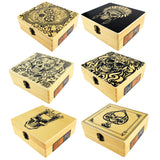 Item# 28198. Wooden Treasure Box.  $270/case.  36 pcs, 6 inners of 6 pcs. Free Shipping!