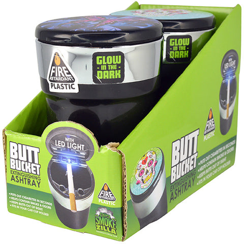 Item #40309. Epoxy Lid Butt Bucket.  $72/case.  24 pcs, 12 inners of 2 pcs. Free Shipping!