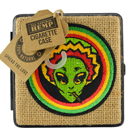 Hemp Cigarette Case
