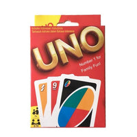 Mattel Games UNO Card Games Harry Potter Minecraft Super Mario Emoji Blink The World's Fastest Game Funny Party Card Game - X-Marks