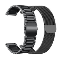 Stainless Steel Strap For Haylou Solar LS05 Smart Watch Band Replaceable Wrist Bracelet For Xiaomi Haylou Solar Correa Straps - X-Marks