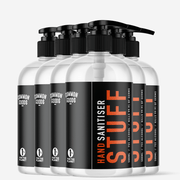 6-PACK | 500ML ANTIBACTERIAL HAND SANITISER - CommonGoods Co