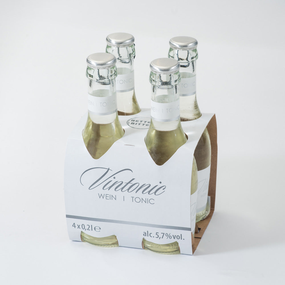 VinTonic - Wein & Tonic | 48 x 200ml