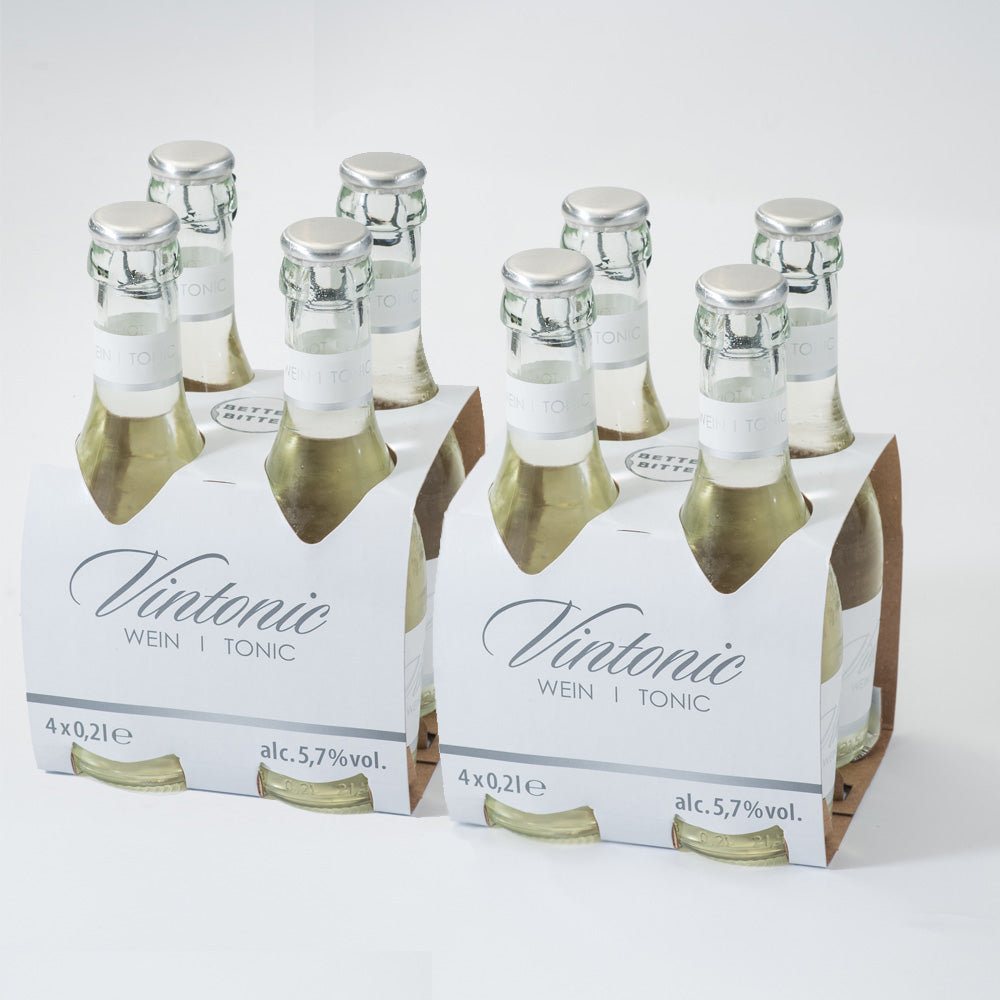 VINTONIC – sample pack | 8 x 200ml - free shipping