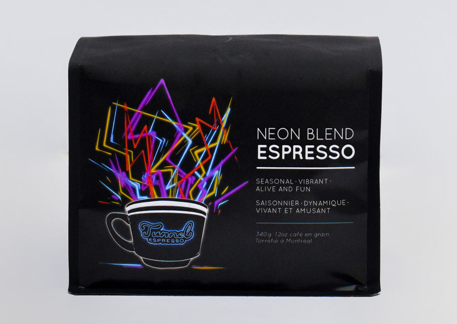 Neon Blend - Sci-Fi Coffee For the Future