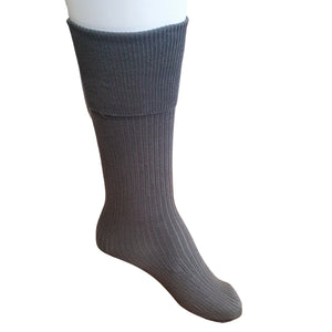 St Joan of Arc Grey Boys Socks
