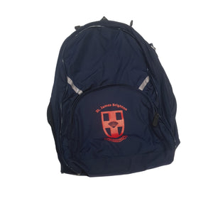 St James School Backpack
