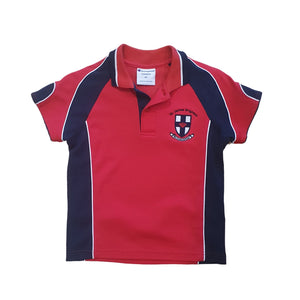 St James Short Sleeve Sport Polo Top