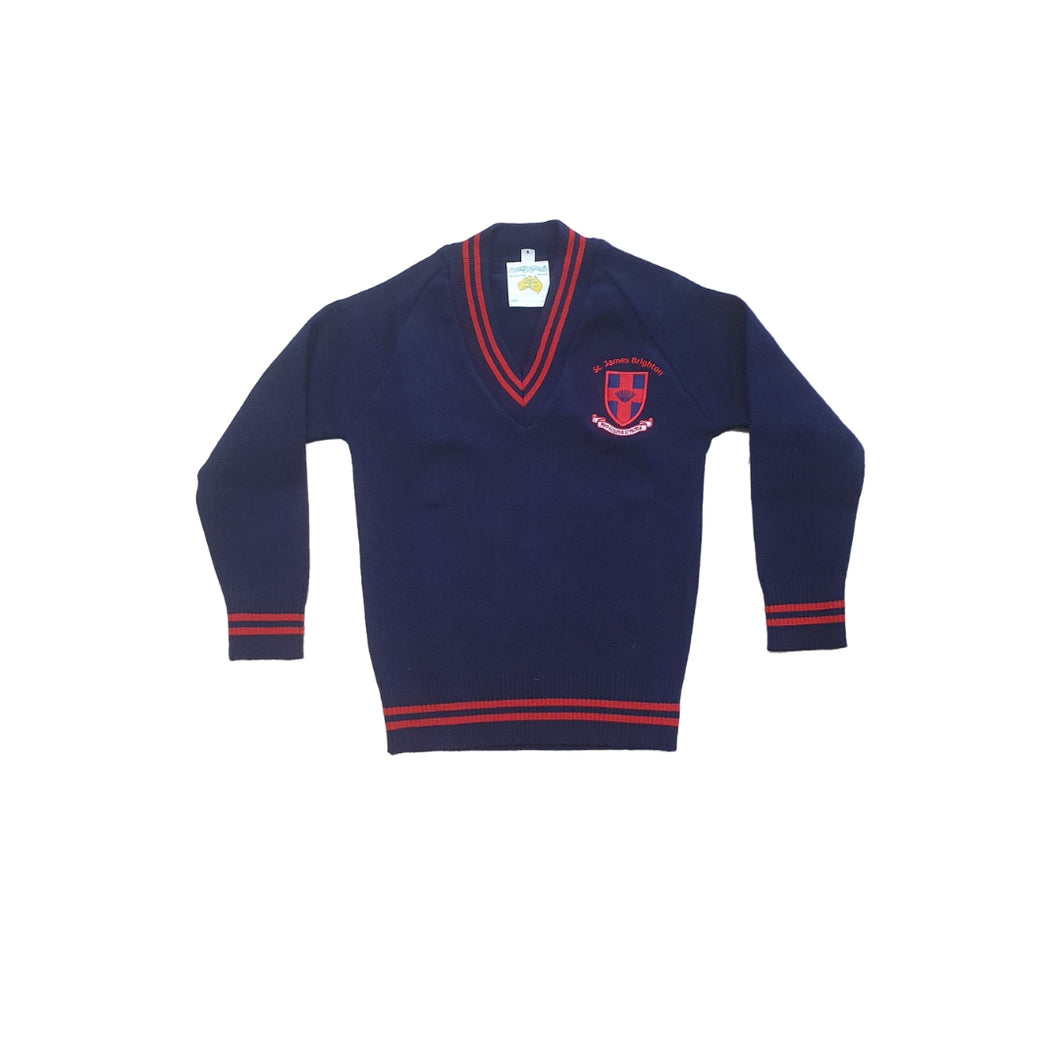St James School Jumper