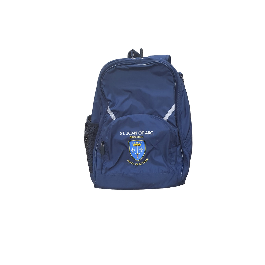 St Joan of Arc School Bag