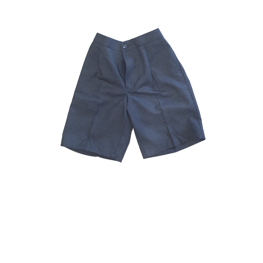 St Joan of Arc Grey Boys Shorts