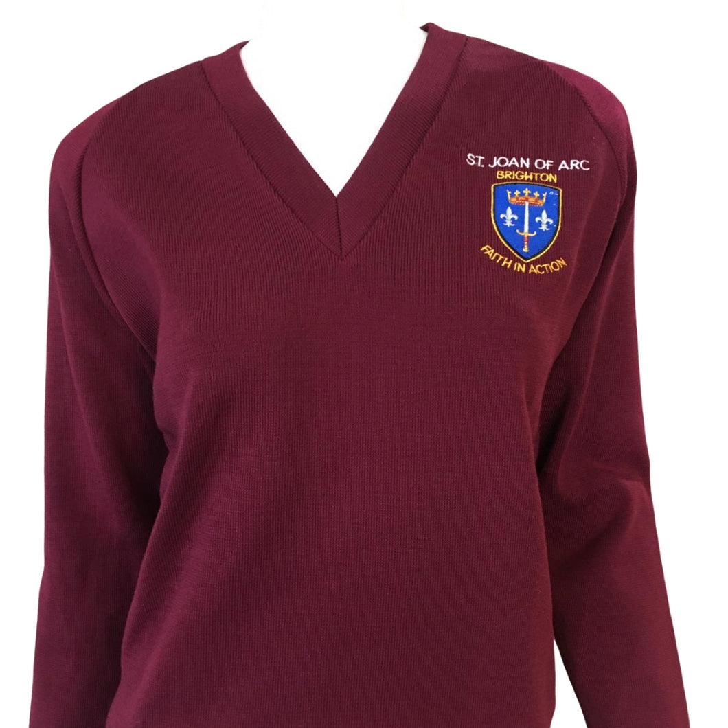 St Joan of Arc School Jumper