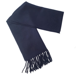Star of the Sea Navy Scarf