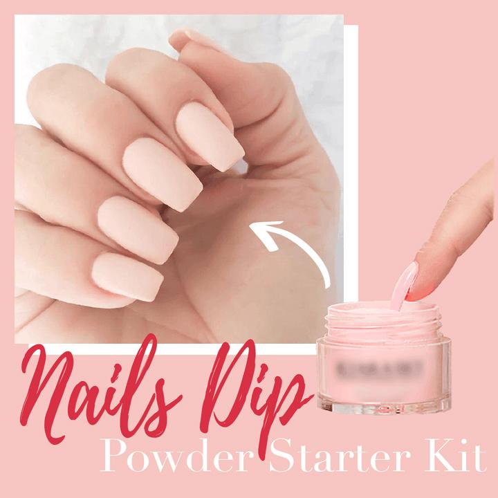 Nail Dip Powder Starter Kit