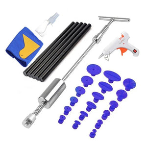 Car Dent Removal Tool - 7 Piece Set