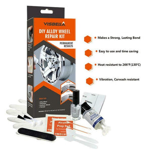 Diy Alloy Wheel Repair Kit