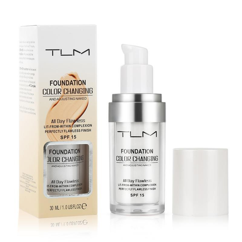 SkinMatch Color Changing Foundation