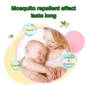 Natural Mosquito Repellent Patch Stickers