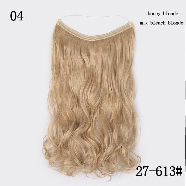 Invisible Halo™ Hair Extensions