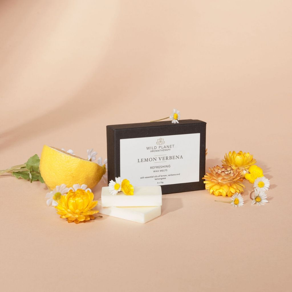 LEMON VERBENA Luxury Wax Melts
