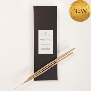 WARM HUG Incense Sticks