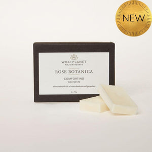 ROSE BOTANICA Luxury Wax Melts