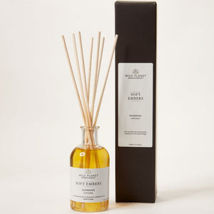 SOFT EMBERS Reed Diffuser