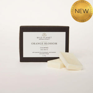 ORANGE BLOSSOM Luxury Wax Melts