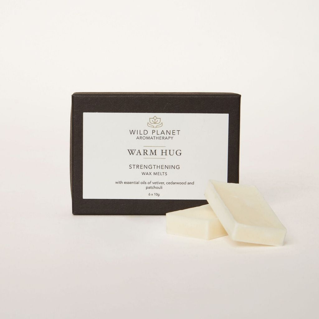 WARM HUG Luxury Wax Melts