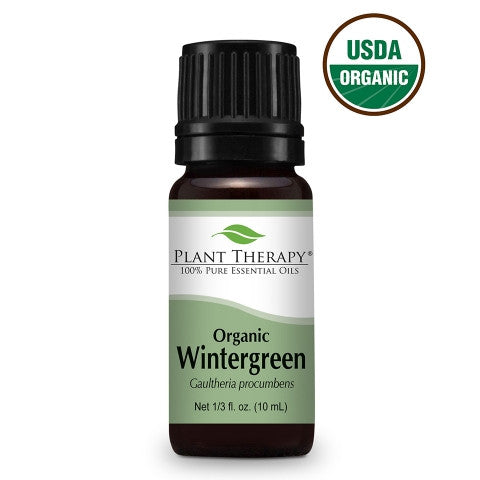 Wintergreen Organic - Essential Oil