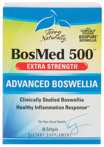 BosMed 500 - Terry Naturally