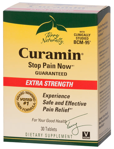 Curamin Extra Strength - got pain?