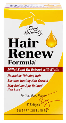 Hair Renew Formula™ - Terry Naturally