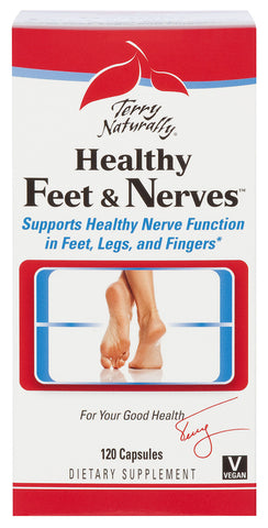 Healthy Feet and Nerves - Terry Naturally