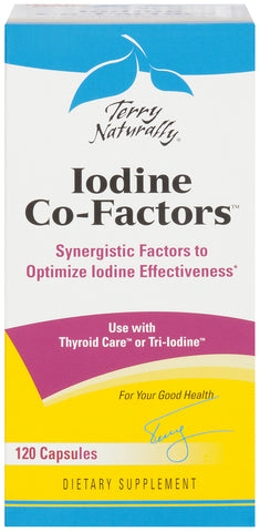 Iodine Co-Factors - Terry Naturally