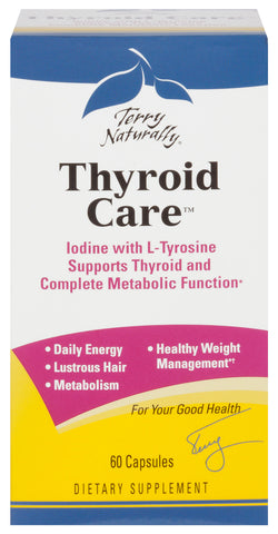 Thyroid Care - Terry Naturally