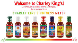Charley King Jamaican Sauces
