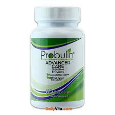 Advanced Care Digestive Enzymes - Probulin