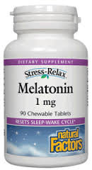 Melatonin by Natural Factors