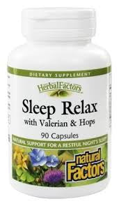 Sleep Relax by Natural Factors