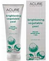 Brightening Vegetable Peel - Acure