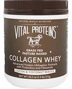 Collagen Whey Cocoa & Coconut Water - Vital Proteins