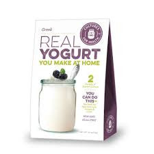 Greek Yogurt Starter - Cultures For Health