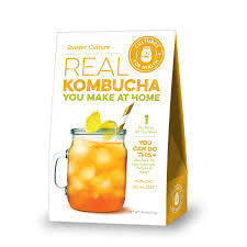 Kombucha Tea Starter - Cultures For Health