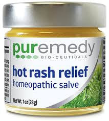 Hot Rash Relief - Puremedy