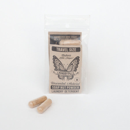 MLH Laundry Pills Travel Size