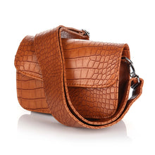 Afbeelding in Gallery-weergave laden, snake bag brown
