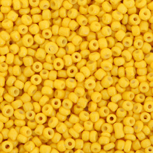 Spectra yellow | Rocailles 12/0 (2mm)